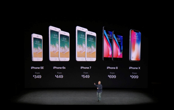 В  Алло  объявили о старте предзаказов на новые iPhone