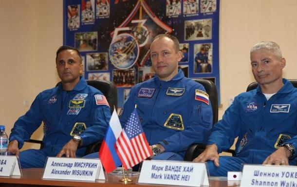 З Байконура стартувала ракета з новим екіпажем МКС