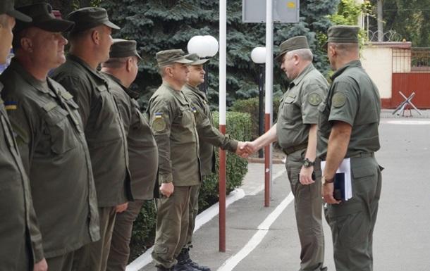 Нацгвардия усилила границу рядом с Приднестровьем