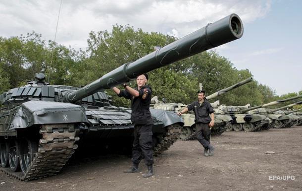 Недалеко от Донецка миссия ОБСЕ обнаружила танки