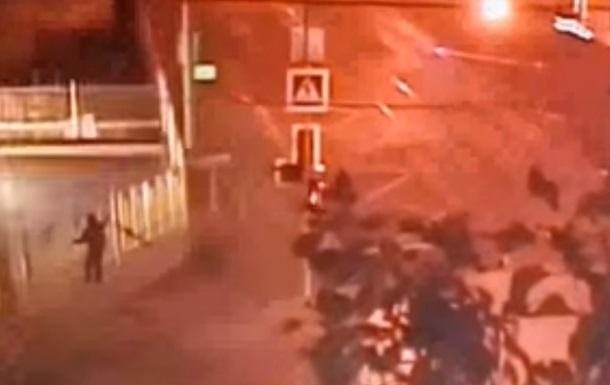 У Москві намагалися підпалити єврейський центр