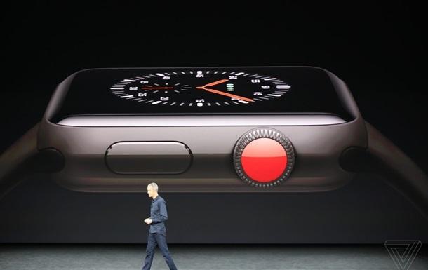 Ролик-презентацію Apple Watch 3 знімали в Києві