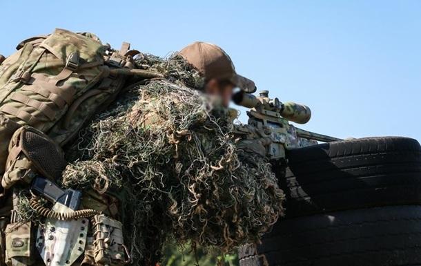 Під Києвом змагаються снайпери Нацгвардії