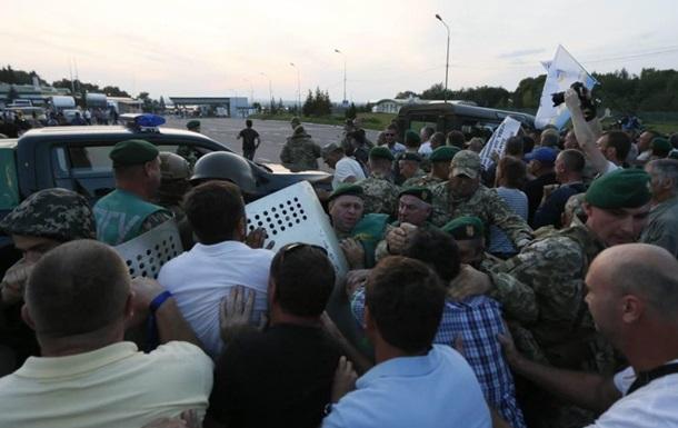 Прорыв Саакашвили может привести к досрочным выборам