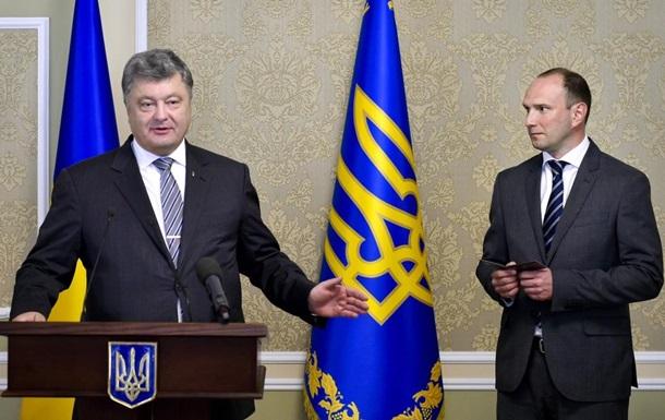Порошенко назначил нового главу внешней разведки
