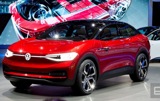 Volkswagen  I.D. CROZZ ll: фото