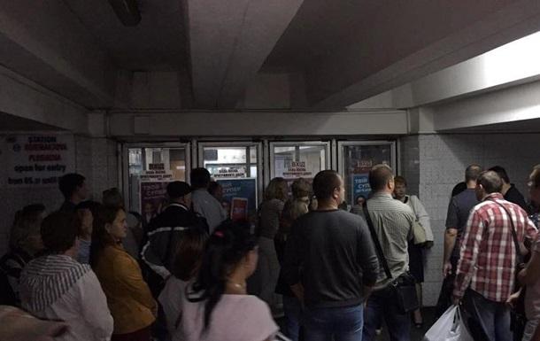 На станциях в метро Киева появятся камеры для распознавания лиц