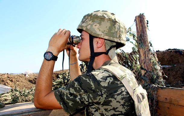 Доба в АТО: Інтенсивність обстрілів знизилася
