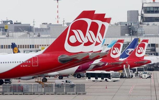 Пілоти Air Berlin продовжують  хворіти  - авіаперевізник скасовує рейси
