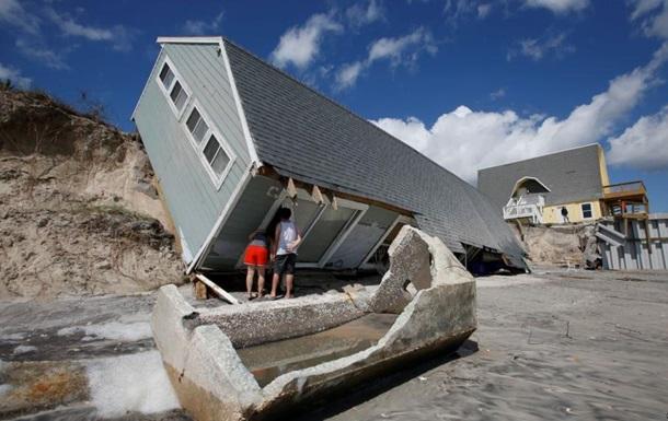 Кількість жертв урагану Ірма перевищила 80 осіб