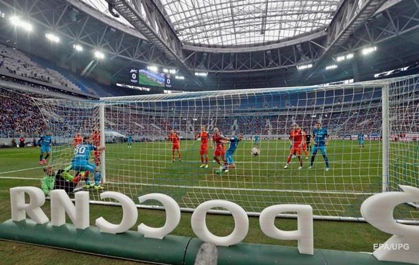 СМИ: Баклан станет символом нового стадиона Зенита