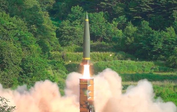 Южная Корея ответила КНДР пуском собственной ракеты