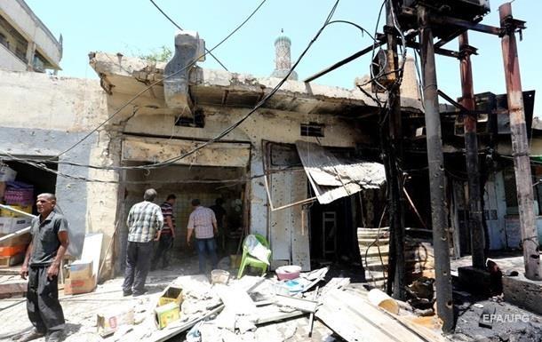 Кількість жертв подвійного теракту в Іраку збільшилася до 74