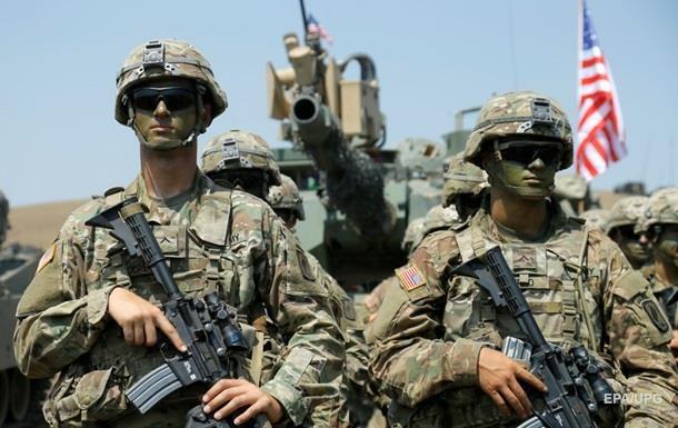 На военной базе в США произошел взрыв
