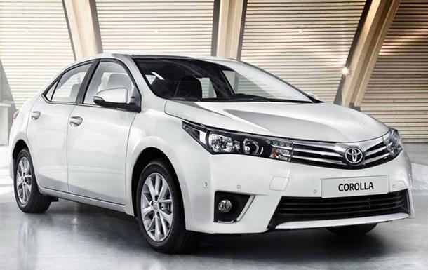 ГПУ купила Toyota в самой дорогой комплектации