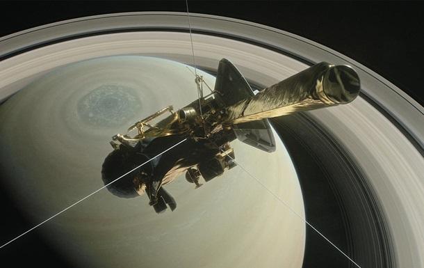 Грандиозный финал. Cassini сгорел в небе Сатурна