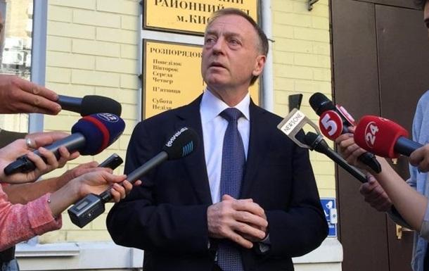 Лавринович прокоментував свій арешт