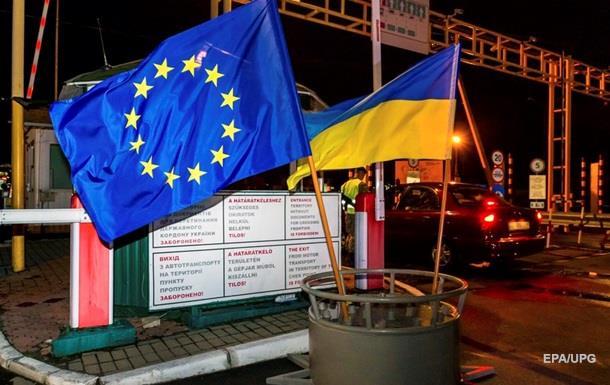 Украина хочет пересмотреть свободную торговлю с ЕС