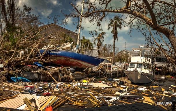 Ураган Ирма: страховые выплаты дойдут до $50 млрд
