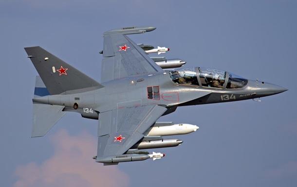 Разбился истребитель Минобороны России