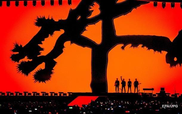 U2 скасували концерт через заворушення в США