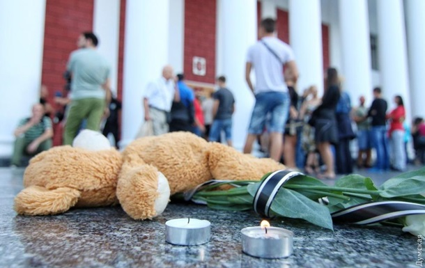 В Одесі сім ям загиблих дітей дадуть по 200 тисяч