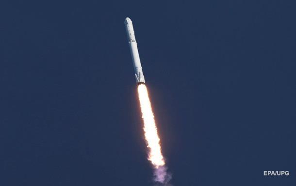 Маск показав відео з невдалого приземлення Falcon 9