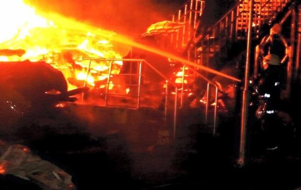 Пожар в Одессе: расследуется служебная халатность