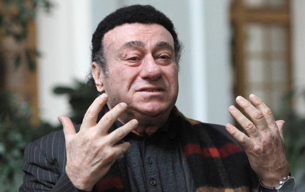 Умер народный артист СССР Зураб Соткилава