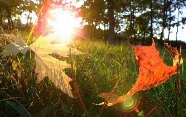 Вересень побив ще один температурний рекорд