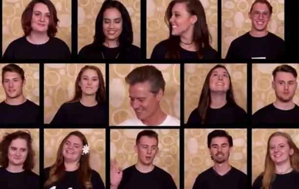 Зустріч донора сперми з 19 дітьми зняли на відео
