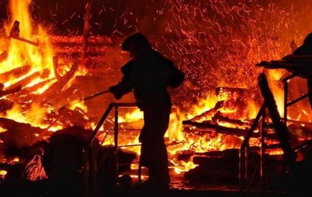 Пожар в одесском лагере: кто виноват и что делать