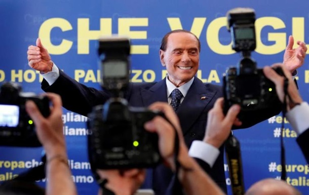 Берлускони настроился вернуться в большую политику
