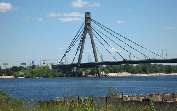 Киевские мосты проверят на прочность