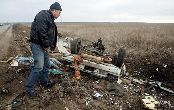 На Донбасі на мінах підірвалися 5,3 тис. осіб