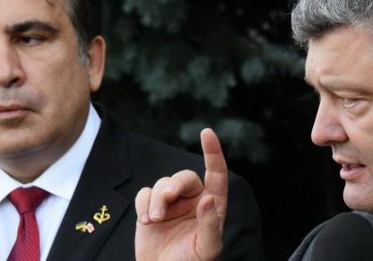 Саакашвили для Порошенко: мигрень или геморрой?
