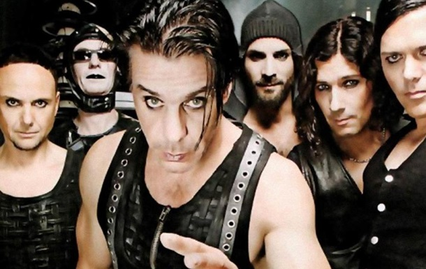 Rammstein спростувала чутки про розпад