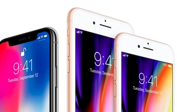 iPhone 8 и iPhone Х: новости