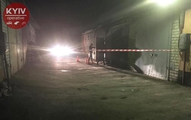 В Киеве произошла стрельба: есть раненый