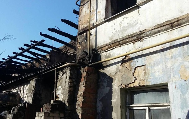 В Херсоне в пожаре погибла мать и двое детей