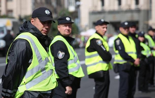 В Киеве усилены меры безопасности из-за митингов