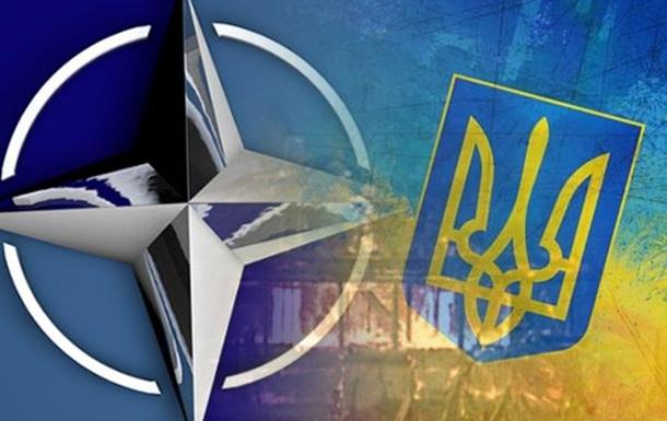 Вступление Украины в НАТО: вместо трех «да» ― три знака вопроса… И раскол страны