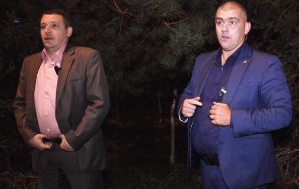 Співробітники УДО напали на журналістів на весіллі сина Луценка