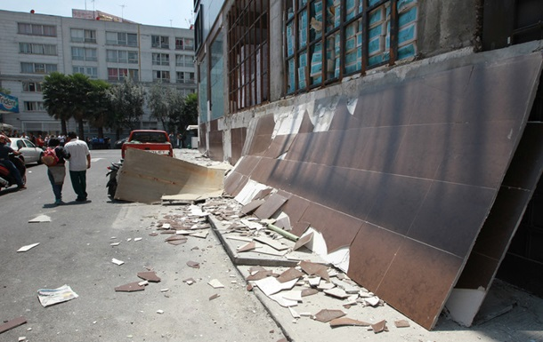 Біля берегів Мексики зафіксували новий землетрус