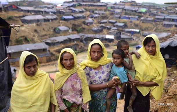 У М янмі знищили близько 200 мусульманських сіл