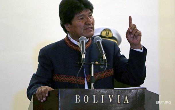 Президент Боливии уличил Трампа в двойных стандартах