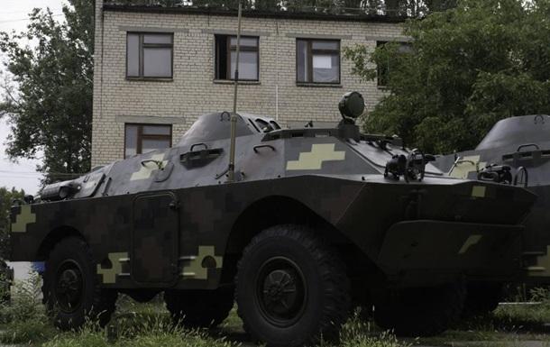 У Миколаєві модернізували БРДМ-2 для ЗСУ