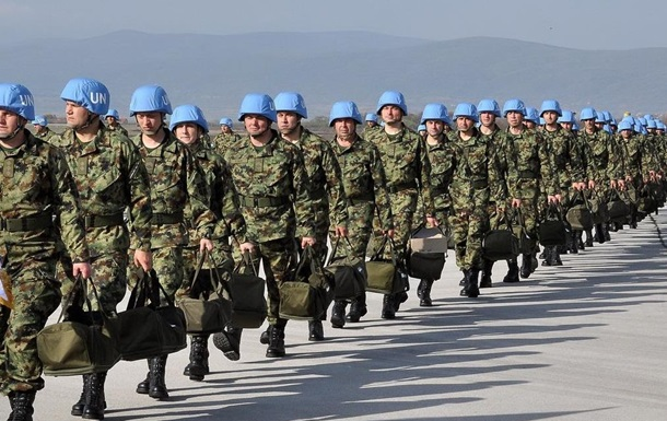 Миротворцы на Донбассе: Украина не пойдет на условия России