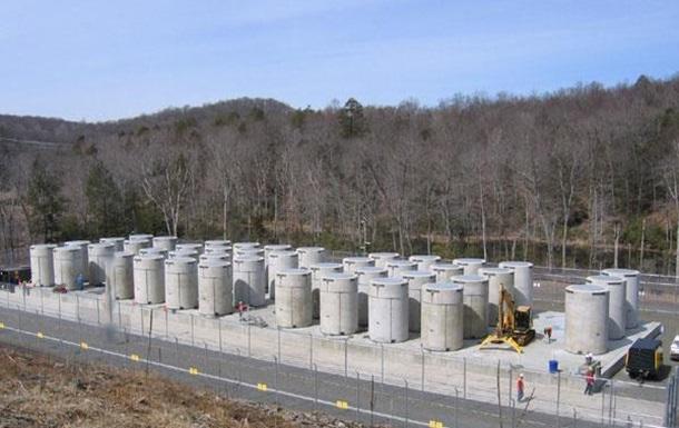 Энергоатом  договорился об участии США в финансировании и эксплуатации ЦХОЯТ