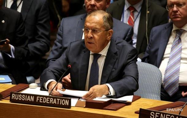 Совбез ООН: Порошенко и Пенс бойкотировали Лаврова